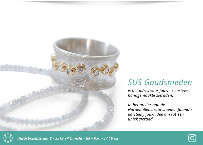 unieke handgemaakte sieraden